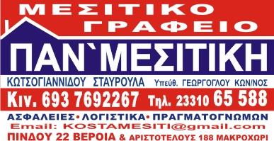 ΠΑΝ-ΜΕΣΙΤΙΚΗ